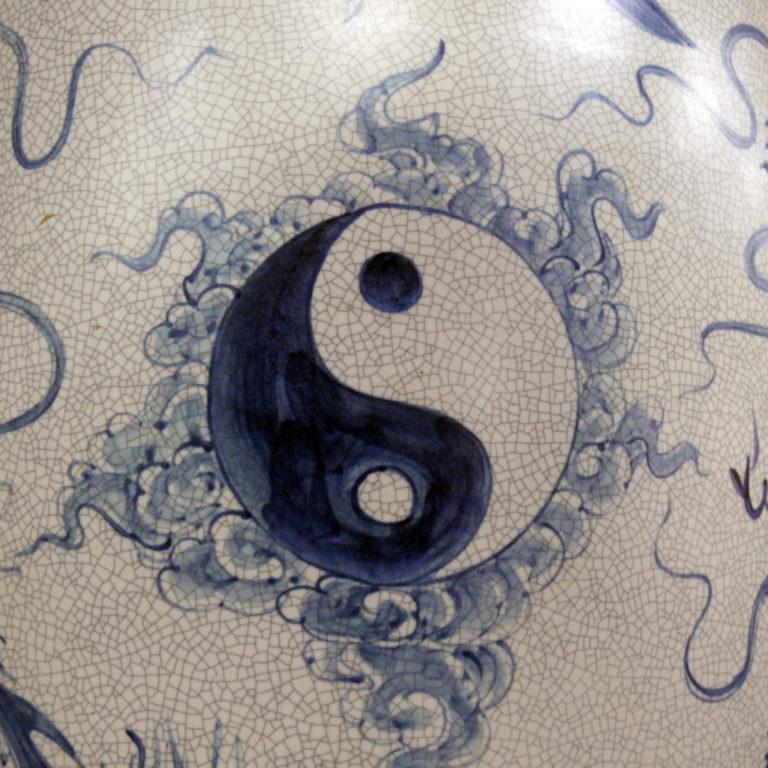 Yin Yang, structure et dynamique de l'Univers